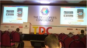 Unimestre participa do The Developer's Conference