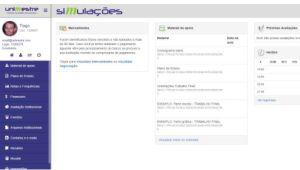 Portal On-Line com novo layout