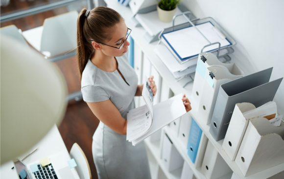 Como controlar o recebimento dos documentos nas matrículas