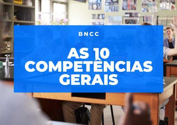 Saiba quais são as 10 competências gerais da BNCC